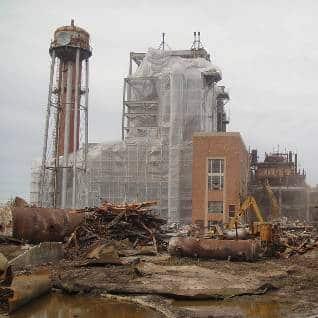 Power Plant Demolition - SEMS, Inc.