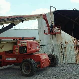 Dismantlement of Steel Tank - SEMS, Inc.