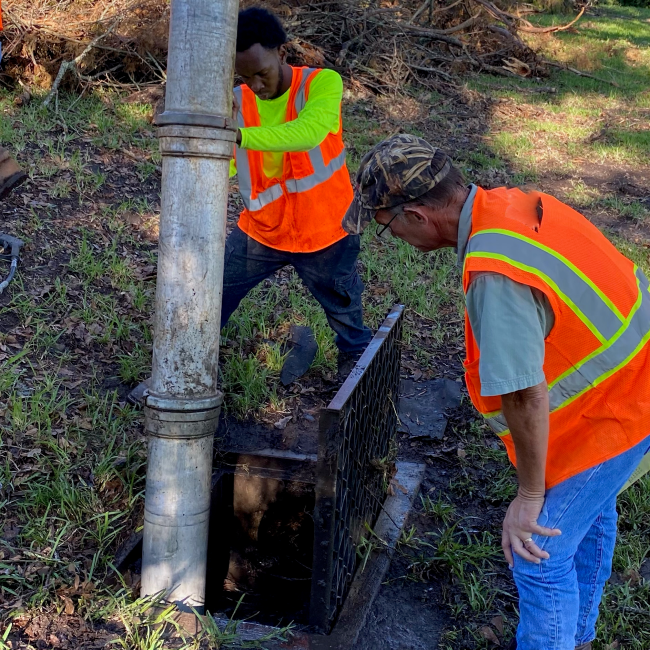 Emergency Drainage Cleaning - SEMS, Inc.